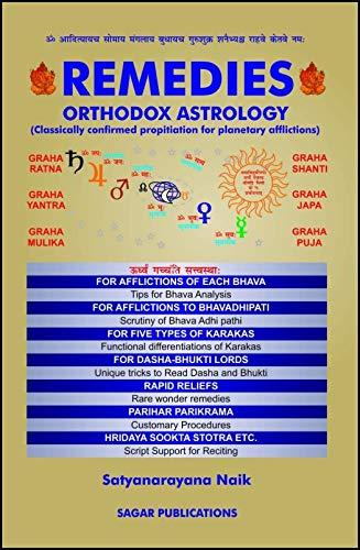 Remedies Orthodox Astrology