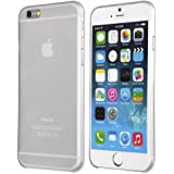 """totallee Ultra Thin Light versión slim Minimal–Más Fino Funda para Apple iPhone 6(4.7""""), compatible con iPhone 6 iPhone 6S, color Blanco"""