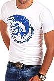 Diesel T-Shirt Polo ACHEL [Weiß, L]