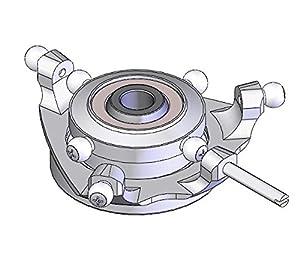 Trueno del Tigre Metal Plato cíclico para vehículos de Juguete controlado a Distancia