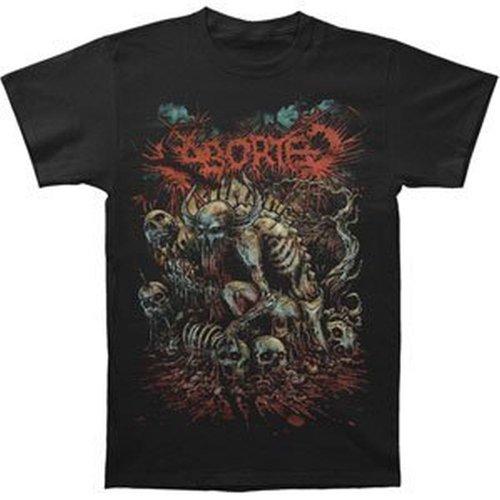 Ill Rock Merch Aborted Godmachine Shirt Black