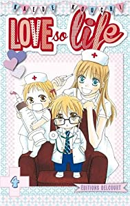 Love so life Edition simple Tome 4