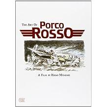 ART OF PORCO ROSSO HC-