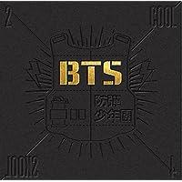 BTS KPOP Bangtanboys Single Album [2 Cool 4 Skool] CD + Photobook