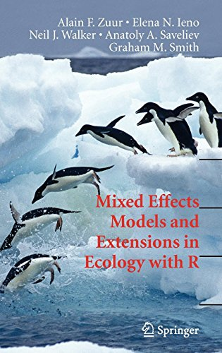 Mixed Effects Models and Extensions in Ecology with R (Statistics for Biology and Health) por Alain Zuur