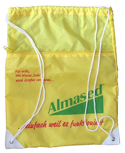 Preisvergleich Produktbild Almased Vitalkost - Rucksack - Sportbeutel - 45 x 35 cm