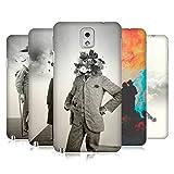 Photo de Head Case Designs Officiel Lacabezaenlasnubes Surréaliste Étui Coque D'Arrière Rigide pour Samsung Téléphones 2 par Head Case Designs