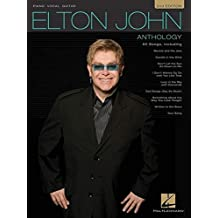 Elton John - Anthology (2nd Edition): Songbook für Klavier, Gesang, Gitarre: For Piano, Voice and Guitar (Pvg)