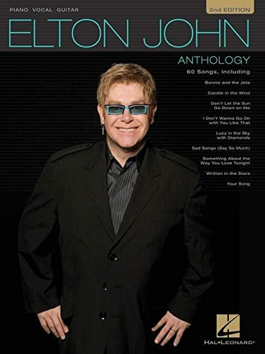 Elton John - Anthology: For Piano, Voice and Guitar (Pvg)