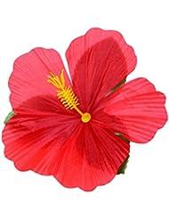 Boland 52513–Juego 24Decoración Floral Hibiscus Hawaii, multicolor