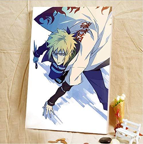 tytytr685 Färbung Nach Zahlen Naruto Digitale Farbe Nach Zahlen Hokage Ninjia DIY Malerei Japan Anime Plakat Bild Nach Zahlen - Japan Anime-kunst-plakat