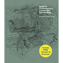 Detail in Contemporary Landscape Architecture by Virginia McLeod (2008-04-02)
