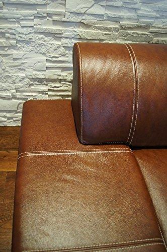 Super Lange Echtleder 3 Sitzer Sofa-180921150023