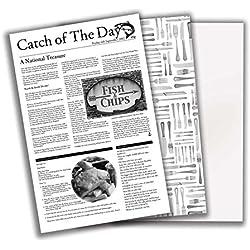 UTOPIA vorträgen, ct80020000, Besteck fettdicht Papier 25,4x 43,2cm (26x 43cm) (Box Of 1)
