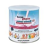 Hansepharm Power Eiweiss plus Himbeere-vanille Plv 750 g