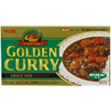 S and B Medium Hot Golden Curry 1 Kg