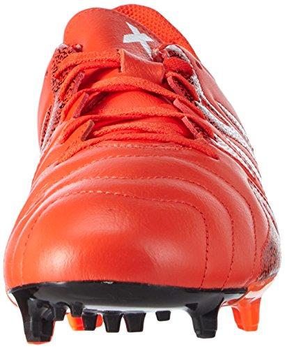 adidas Performance - X15.3 Fg/Ag, Scarpe da calcio Uomo Rosso (Rot (Bold Orange/Core Black/Solar Orange))