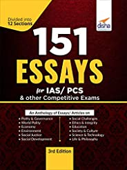 151 Essays for IAS/ PCS & other Competitive Exams 3rd Edi