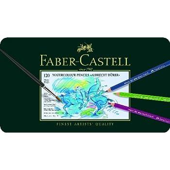 Faber-Castell Albrecht Durer Watercolour Pencils - Tin of 120