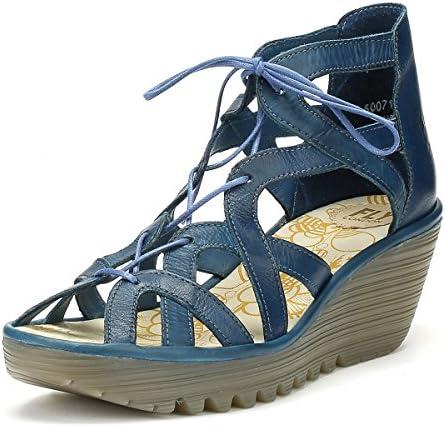 FLYA4 #Fly London Yeli719fly, Heels Sandals para Mujer