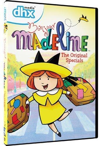 Madeline - Bonjour Madeline - The Original Specials by Madeline (Dvd Madeline)