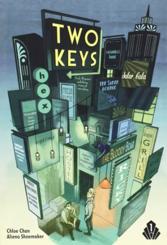 two-keys-vol1-comic