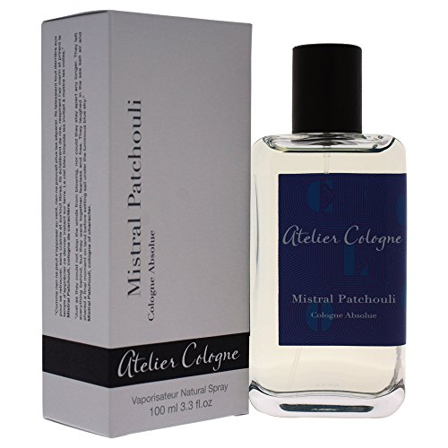 Atelier Cologne Mistral Patchouli, Cologne Absolue, 100 ml