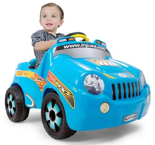 Injusa-615005-Coche-Car-Batera-6V-1-Ao