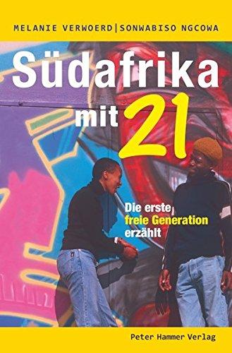 Buchseite und Rezensionen zu 'Südafrika mit 21' von Melanie Verwoerd