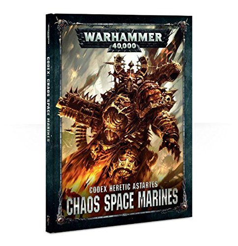 Cover Codex Heretic Astartes