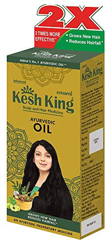 200ml Kesh roi Hair Oil