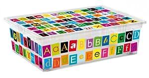 jobgar–Box aufrollen Boîte L ABC