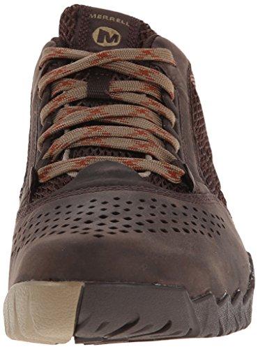 Merrell Annex Vent, Chaussures de randonnée basses homme Marron (Copper Mountain)