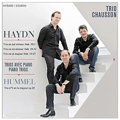 Haydn-Hummel / Trios avec Piano