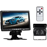 18LED posteriore Vista Backup telecamera e Monitor Kit Gogo Roadless