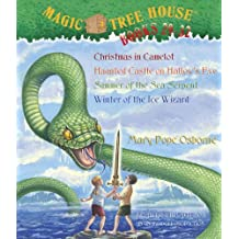 Magic Tree House: Books 29-32: #29 Christmas in Camelot; #30 Haunted Castle on Hallow's Eve; #31 Summer of the Sea Serpent; #32 Winter of the Ice Wizard (Magic Tree House Collection)