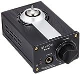 Xduoo TA01 Hybrid Tube Amplifier cuffie USB DAC, Hifi 12AU7 pre-amplificatore valvolare