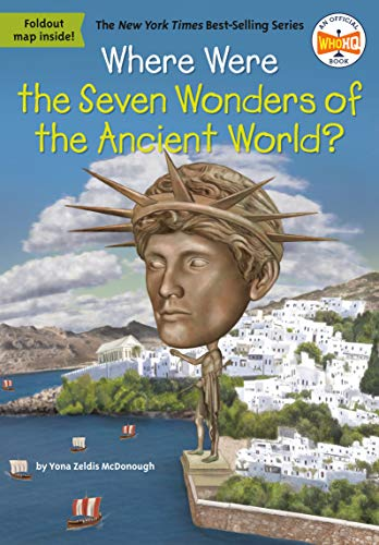 Where Were the Seven Wonders of the Ancient World? (Where Is?) (English Edition)