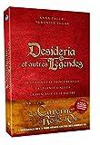 Coffret desideria et autres légendes : Désidéria et le Prince Rebelle - La Légende d'Aliséa - La Princesse et le Pauvre