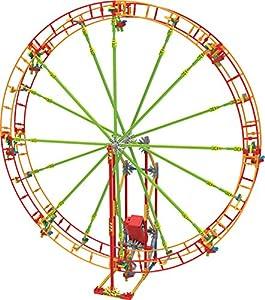 K'NEX 15408 344pieza(s) juego de construcción - juegos de construcción (Multicolor, 7 año(s), 344 pieza(s), Batería, AA)