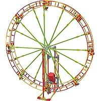 K nex 33485–Thrill Rides, Twin Doom Roller Coaster