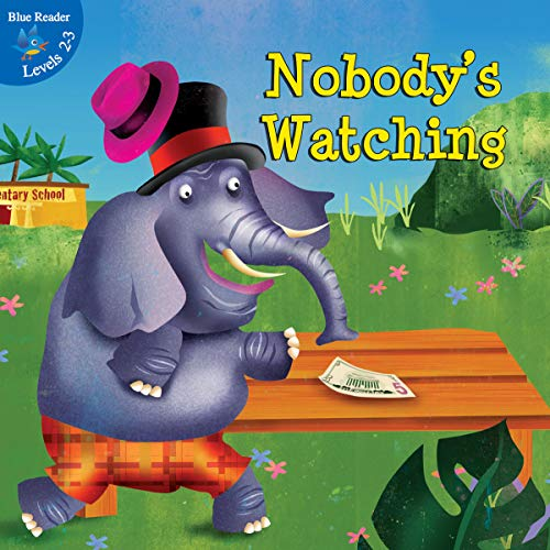 Nobody's Watching (Little Birdie Books) (English Edition)