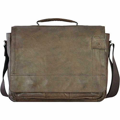 strellson Upminster BriefBag L Dark Brown Dark Brown (Marron)