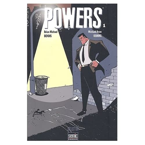 Powers, tome 1