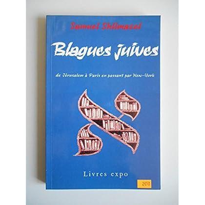 Blagues juives de Jérusalem à Paris en passant par New-York / Coll. / Réf45949