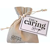 The Little Caring Recipe - A unique gift or token to show that you're thinking of a friend who has had a loss, sadness or going through a bad time. Express condolences and sympathy and to show that you care.