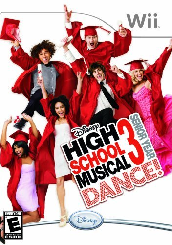 Disney High School Musical 3: Senior Year Dance! - Nintendo Wii by Disney Interactive Studios
