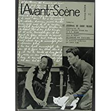 L'Avant-Scène fémina-théâtre n°192 Le journal de Anne Frank