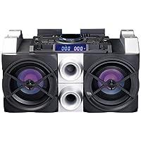 Lenco PMX-150 DJ Mixer Parti Hoparlörü Radyolu USBli Bluetoothlu