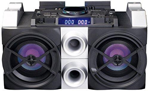 Lenco PMX-150 Partylautsprecher - FM - 2 USB - Bluetooth - Mixer - 150W